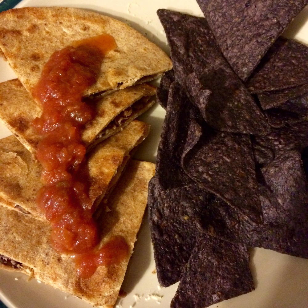 Quesadilla Salsa Chips